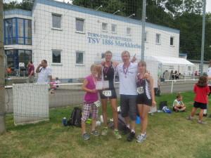 Muko-Lauf Teilnehmer