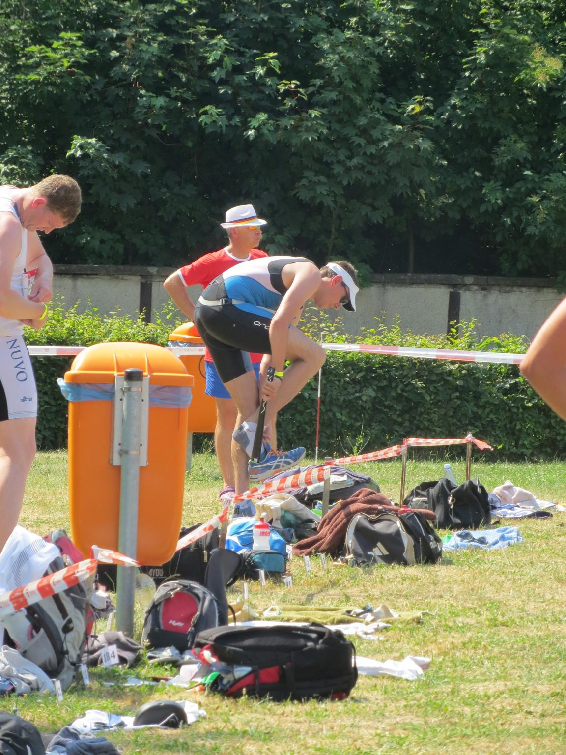 Freibad Taucha swim and run taucha im und am parthebad bei 37 c im schatten sc