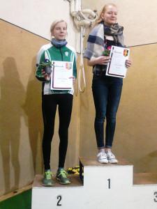 Pauline - SC DHfK Abteilung Skisport